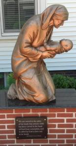 Mother Theresa Memorial Unborn